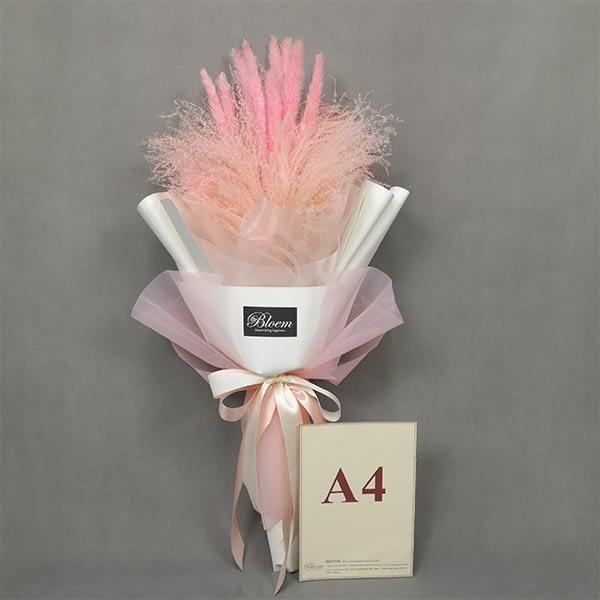 pampas bouquet