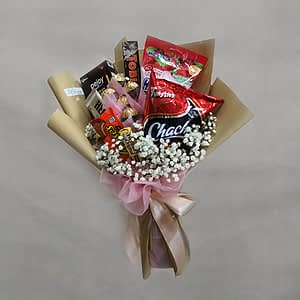 snack chocolate bouquet