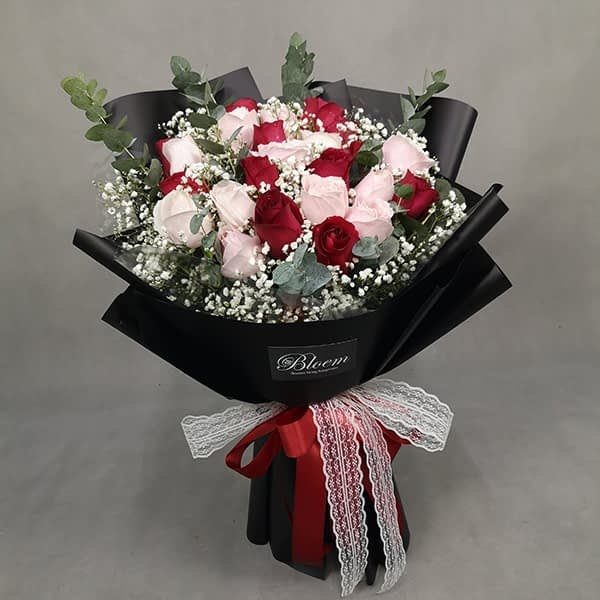 HB220 1 RM300 24roses