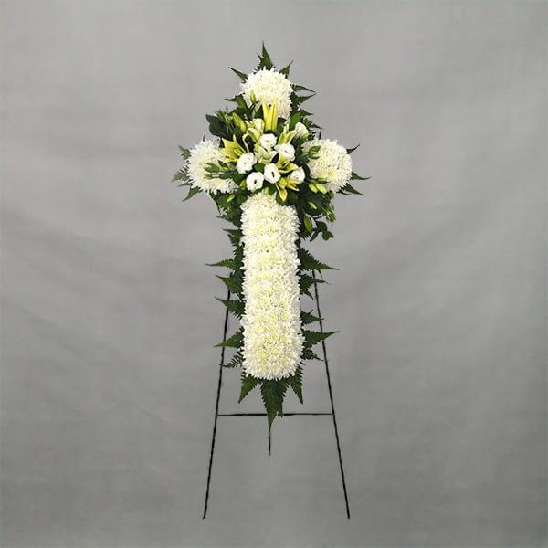 Cross Flowers