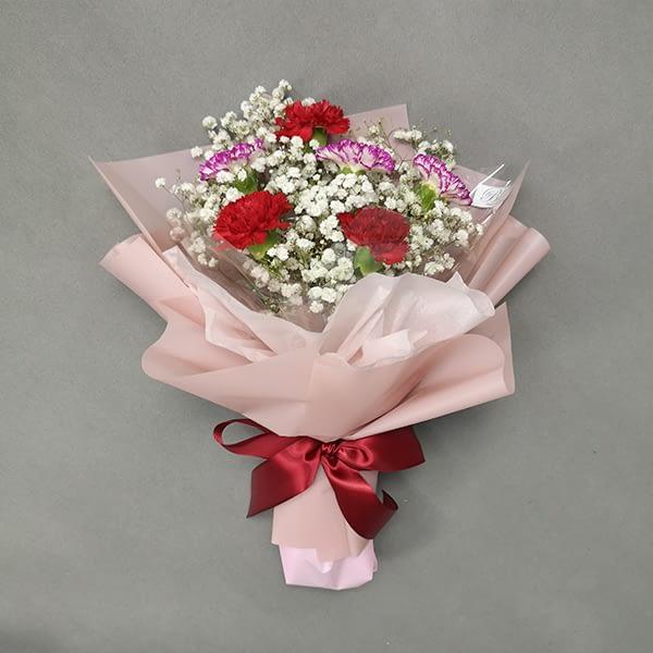 HB157 RM80 6 carnations
