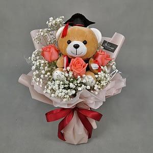 Bouquet for Graduation
